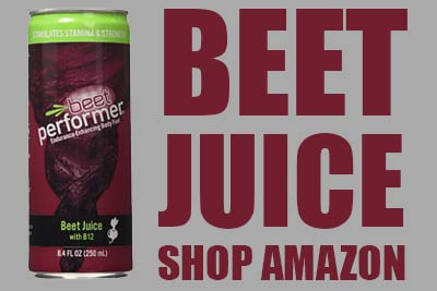 Beet Juice at Amazon