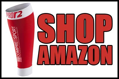 Compress Sport Calf Sleeves at Amazon